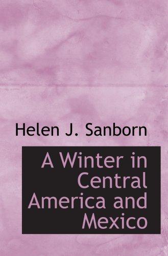Un invierno en América Central y México