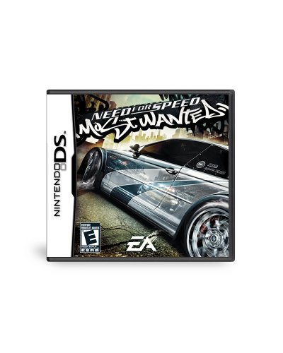 Need for Speed Most Wanted - Nintendo DS