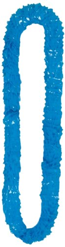 Beistle 66355B288 288-Pack Soft-Twist Poly Leis Party Favors, 1-1/2 By 36-Inch front-954743
