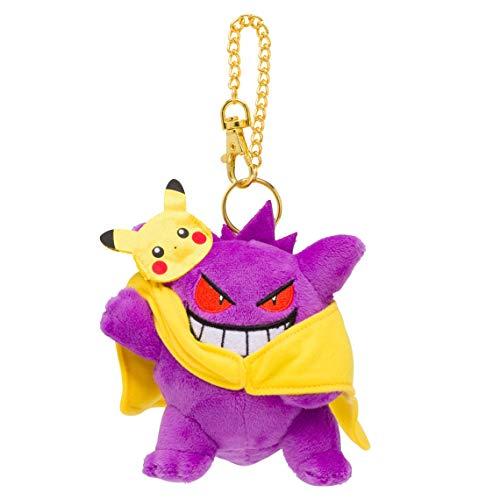 Pokemon Center Original Mascot Fan of Pikachu&Eevee Gengar 922