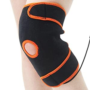 TherMedic Knee Pro-Wrap Heating Pad(3 in 1 Hot & Cold Therapy) by TherMedic
