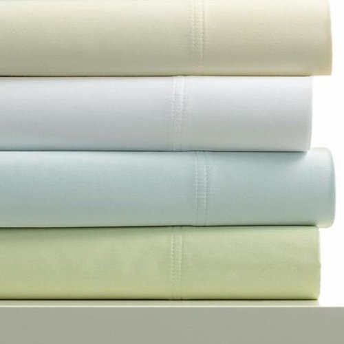 Huntington Collection 710T Ivory Queen Sheet Set front-283242