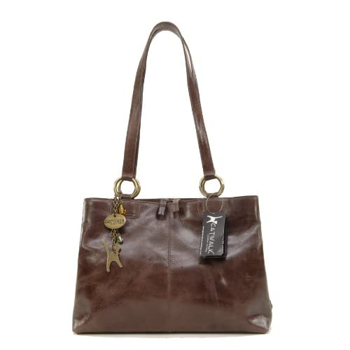 Buy 12 Womens Leather Brown Shoulder Bags