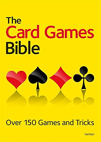 The Card Games Bible: Over 150 Games and Tricks (Ultimate Book Of Card Games compare prices)