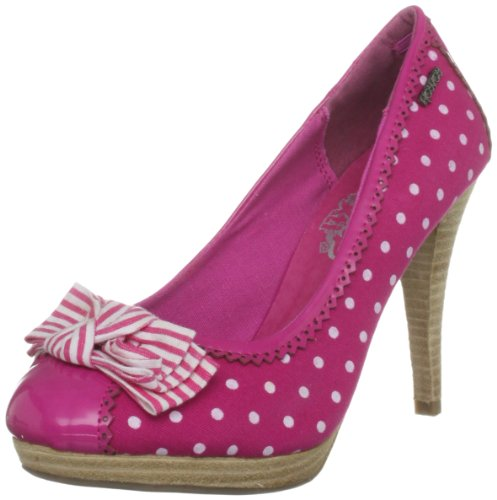 Hoyvoy By Xti Women's 32664 Fuschia Decorative Xti200561264 3 UK