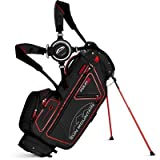 Sun Mountain Golf 2014 Four5 Stand Bag Black/Red