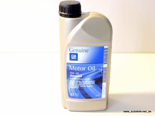 Opel GM 1l Öl Motoröl Dexos 2 10W-40 10W40