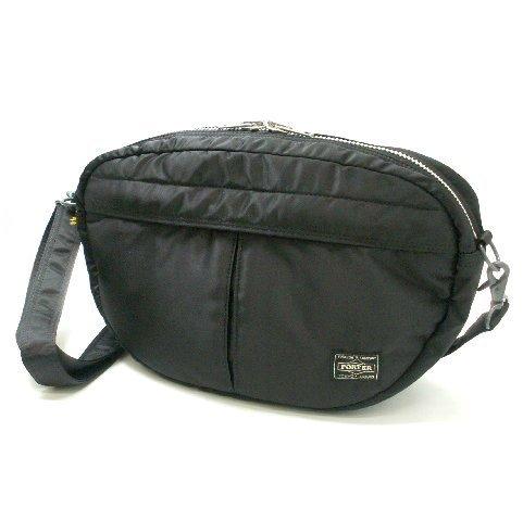 a0345f172c How To Get Porter Tanker Oval Shoulder Bag 06991 Black Yoshida Bag ...