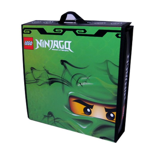 Neat-Oh LEGO Ninjago Battle Case - Green Amazon.com