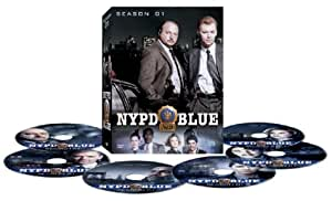 NYPD Blue - Season 1 - 6 DVD [Import USA Zone 1]