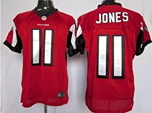 Julio Jones Atlanta Falcons Red Jersey 52 XXL by Field