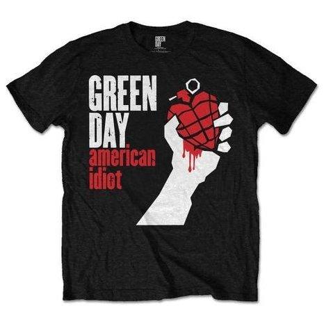 GREEN DAY - American Idiot/ T-シャツ/ メンズ 【公式 / オフィシャル】