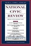 img - for National Civic Review V91 4 Wi (Paperback)--by Ncr [2003 Edition] book / textbook / text book