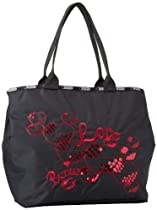 LeSportsac  City  Tote,Lot A Lp,One Size