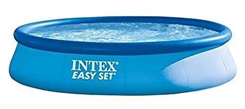 Easy Set Pool, ohne Pumpe, 396 x 84 cm