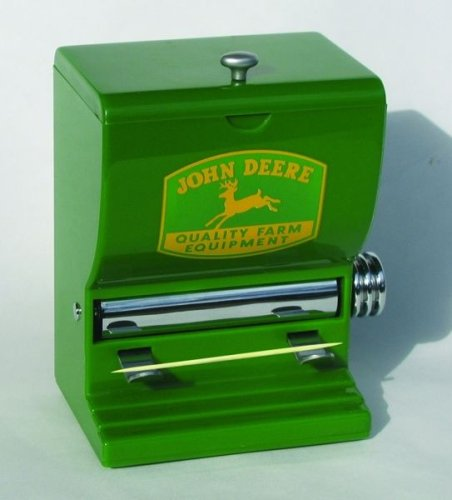 John Deere Toothpick Dispenser Home Garden Kitchen Dining