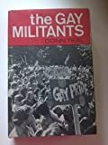 The gay militants (0812813731) by Donn Teal