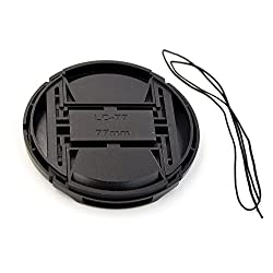 77 mm Center Pinch Cover with String
