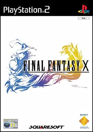 Final Fantasy X (Sony PS2) [Import UK]