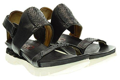 A.S. 98 donna sandali 295001 36 Nero