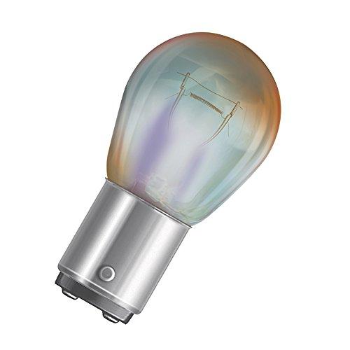 Osram 7538LDRBLI1 Lampada 'Diadem', 12V, 21/5W, PR21/5W, BAW15d, in Blister singolo