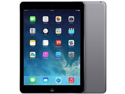 Apple iPad Air Wi-Fiモデル 16GB MD785J/A アップル アイパッド エアー MD785JA スペースグレイ