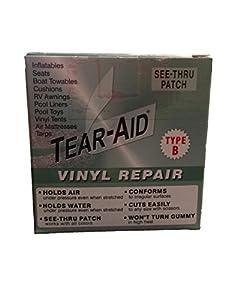 Tear-Aid Vinyl Repair Patch Kit Type B