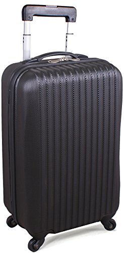 20-Inch-ABS-lightweight-Carry-On-Spinner-Luggage-Black-Utopia-Home