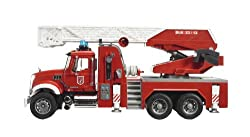 Bruder Mack Granite Fire Engine with Water Pump