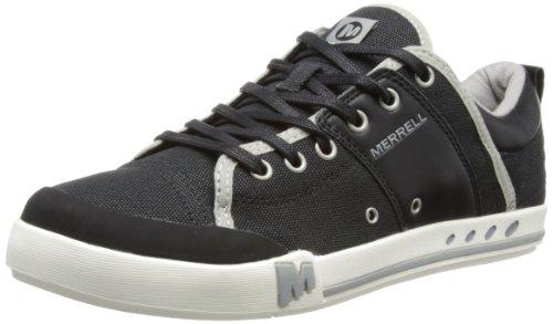 Merrell RANT, Sneaker uomo, Nero (Black/Grey), 42
