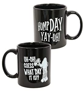 Camel Commercial Hump Day Coffee Mug Microwave & Dishwasher Safe! by Hump Day