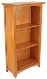 Kidkraft Avalon Tall Bookshelf - Honey