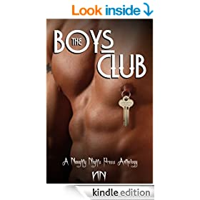 The Boys Club: An Erotic Gay Male Fiction Anthology