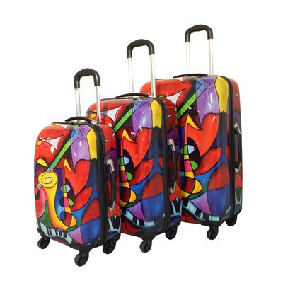 3-Piece-Luggage-Set