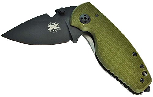 DPx Gear Dpx Heat/f Olive Drab, 2.6in, RH -
