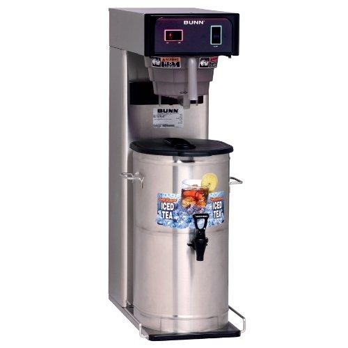 Bunn O Matic TB3Q Iced Tea Brewer - 3 Gallon, 31 x 11.6 x 22 inch -- 1 each.