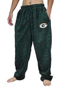 NFL Green Bay Packers MENS Polar Fleece Sleepwear / Pajama Pants