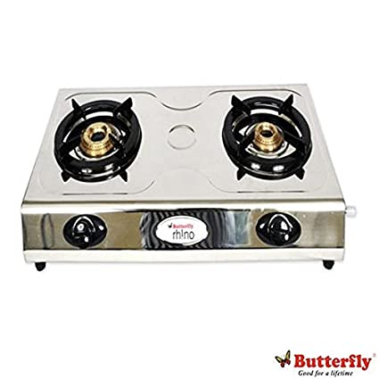 Rhino LPG Gas Cooktop (2 Burner)