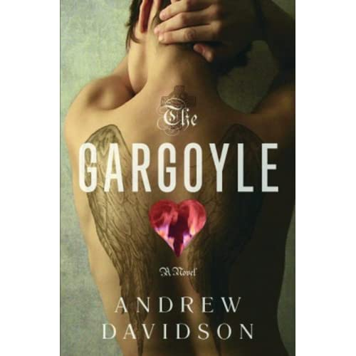 Cover of Andrew Davidson's The Gargoyle