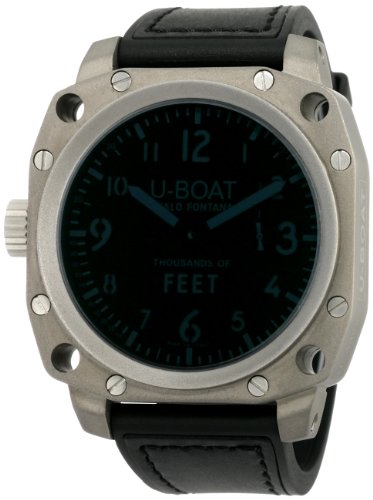 U-Boat Men's 5326 Thousands of Feet Watch