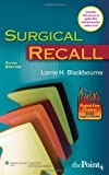 img - for Surgical Recall, Fifth North American Edition (Recall Series) book / textbook / text book