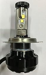 TARSIER V18s Turbo CREE LED head light bulb H4 50W SHILAN BRAND TOP QUALITY 4600LM 6000K, BRIGHTER THAN HID XENON BULB, SET OF 2