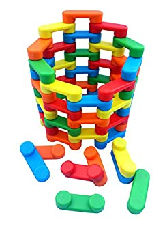 Magz-Bricks 60 piece Magnetic Building Set Offered Exclussively by Magz