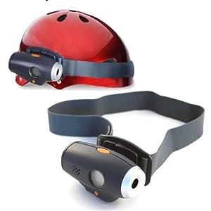 action cam sport helmet video camera by visionaer amazon. Black Bedroom Furniture Sets. Home Design Ideas