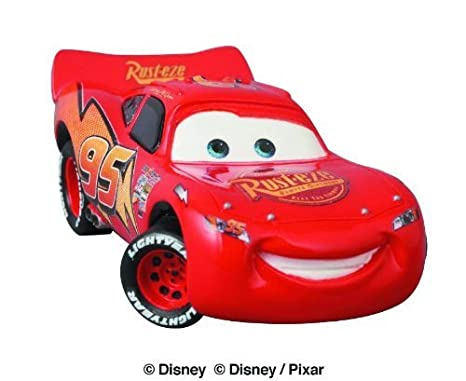 Medicom Disney Lightning McQueen Ultra Detail Figure by Medicom