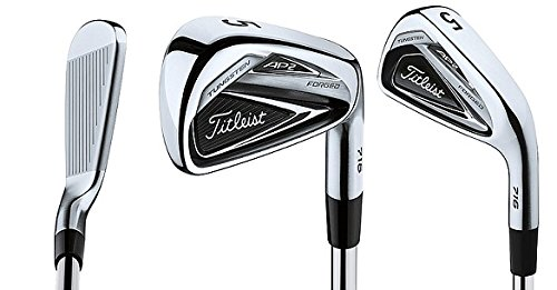 New Titleist 716 AP2 Iron Set 4-PW KBS Tour Steel Stiff Flex RH (Titleist Ap2 Irons compare prices)