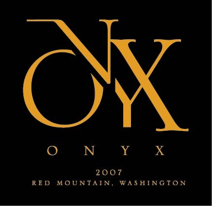 "2007 Terra Blanca ""Onyx"" Red Mountain Bordeaux Blend 750 Ml"