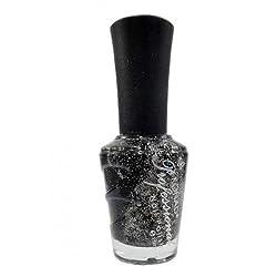 Konad Professional Diamond Black Pearl Nail Polish,P861,15ml