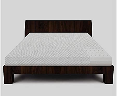 New Queen Mattress with 10 Inch Thick Breathable Latex Foam - 25 Year Warranty