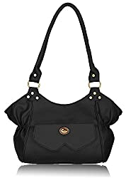 Fantosy Women's Handbag (Fnb-170, Black)